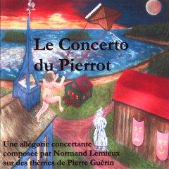 Couverture de Le Concerto du Pierrot